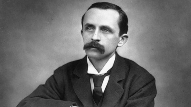 J. M. Barrie and the Dead Babies Riddle.