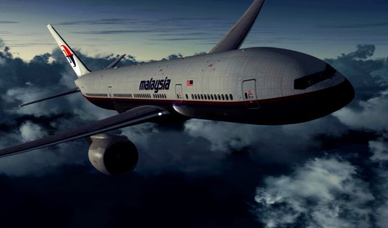 Where is Malaysian Airlines Flight MH370 ?