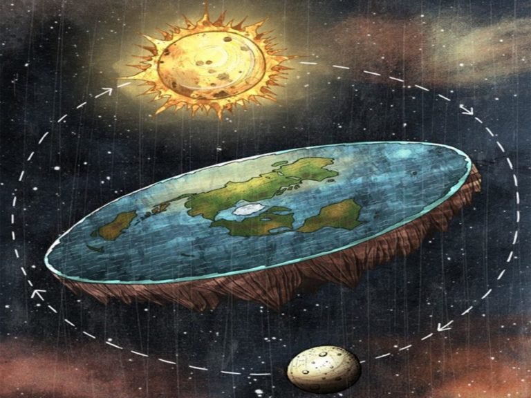The Flat Earth Society? Why do People think we live on a Plane Surface?