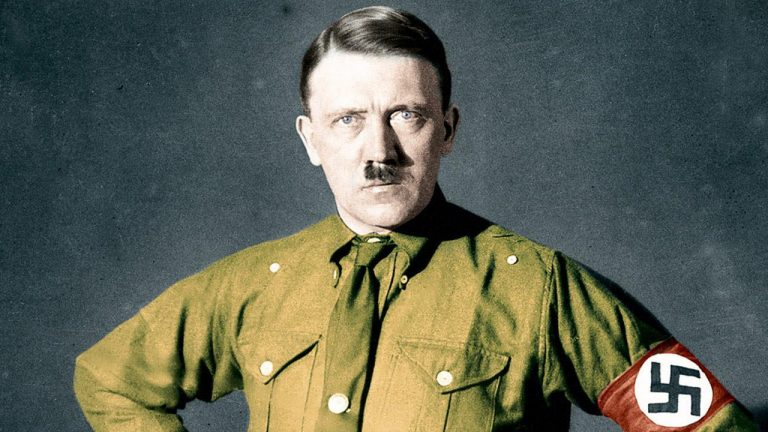 Where Is One Of The Worst Dictators Of The World, Adolf Hitler?