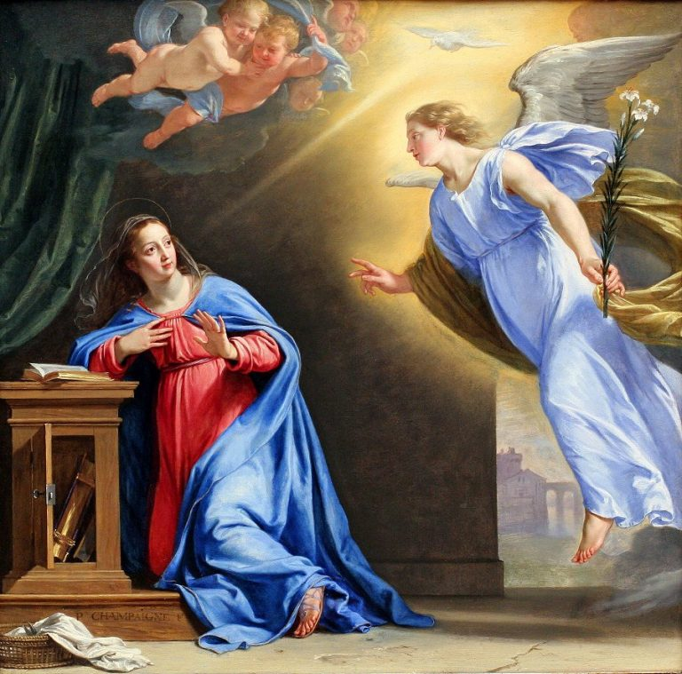 Who was Jesus to Mary?