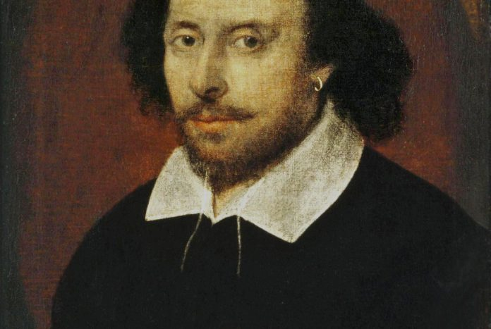 was shakespeare fictional