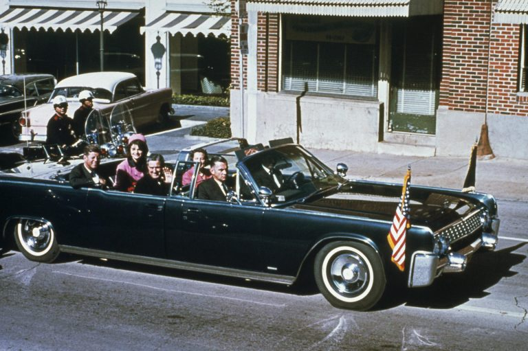 The Unofficial Truth of the J F Kennedy Assassination.