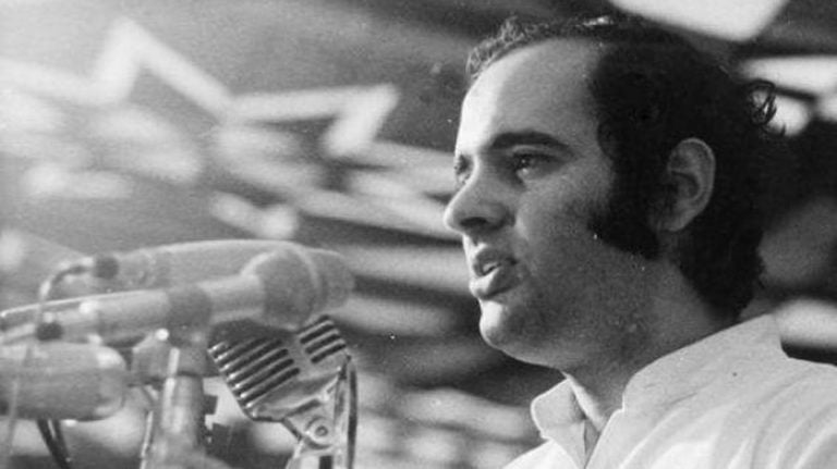 What was the conspiracy behind Sanjay Gandhi's death?