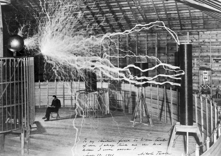 Did Nikola Tesla invent the Death Ray?