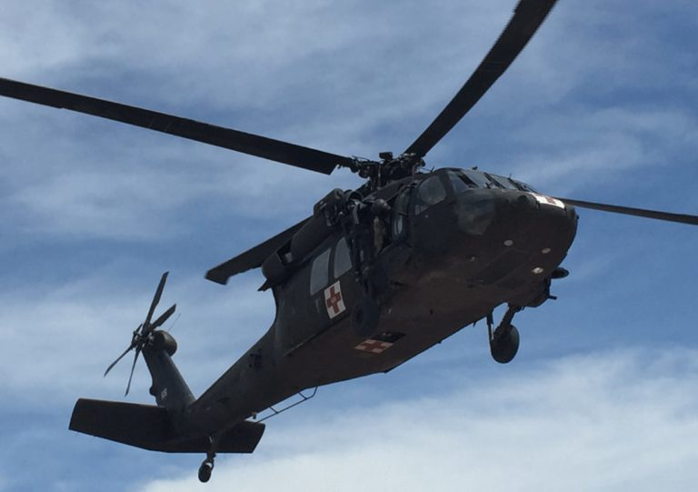 Why did black helicopters exist?