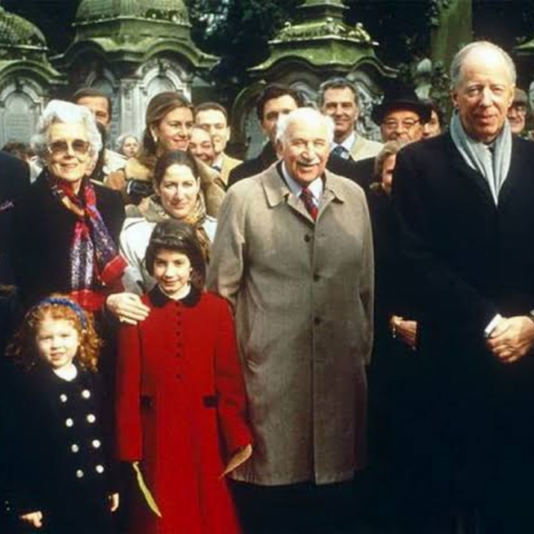 Who Run the World? The Rothschilds