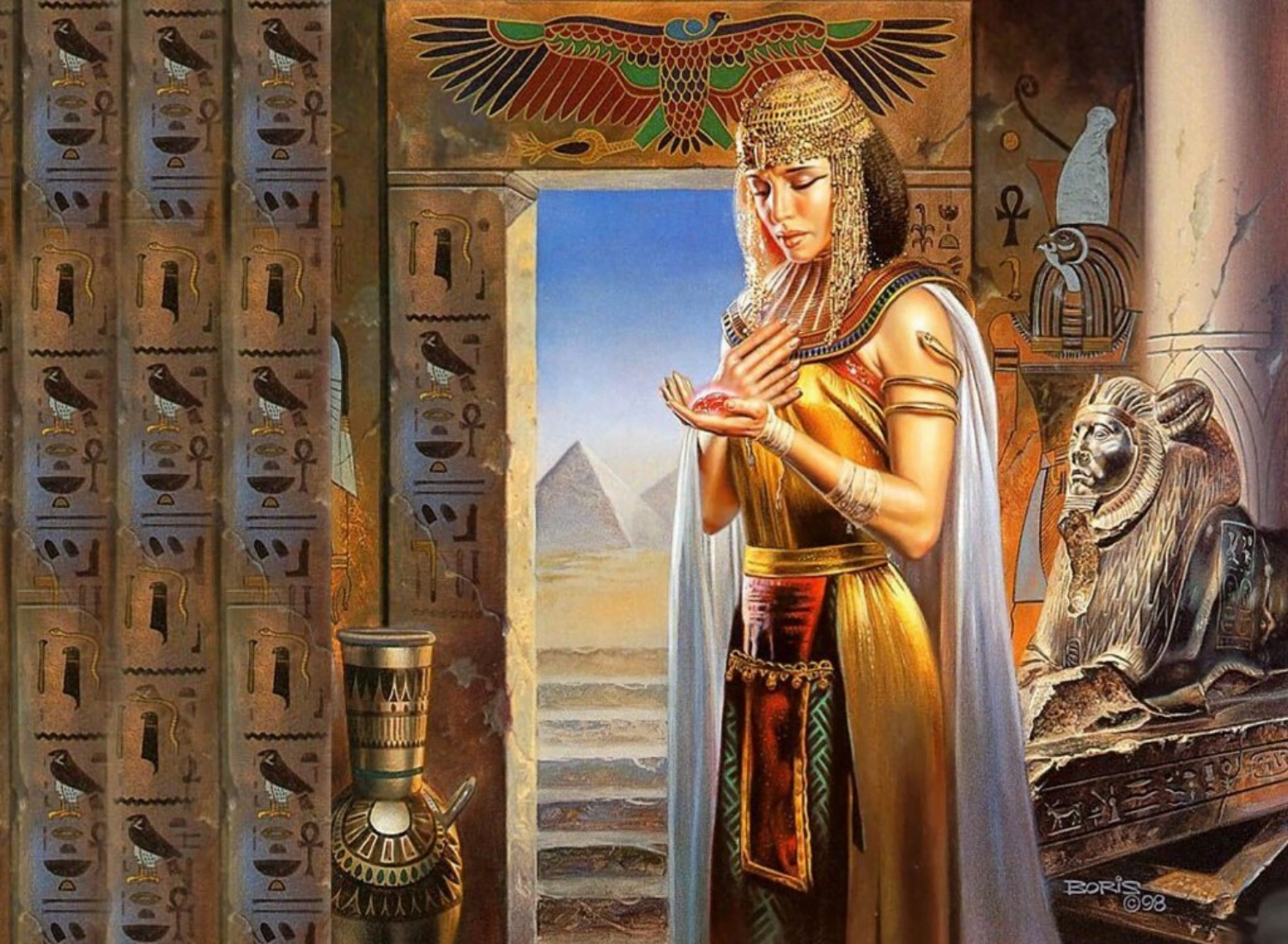 legend of maat