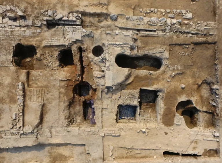 Discovery of the Massive 500-Year-Old Distillery in China
