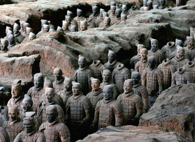 Chinese Terracotta Warriors: Associated Symbolism and Mysteries
