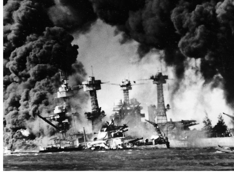 """Pearl Harbor: Is The """"Wind Message"""" Theory True?"""