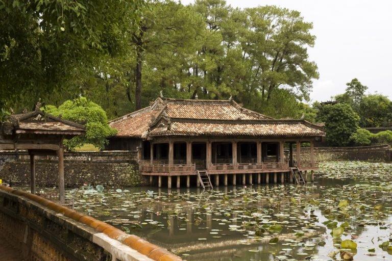 The Tale of the Secret Tomb of Tu Duc, Vietnam's Emperor