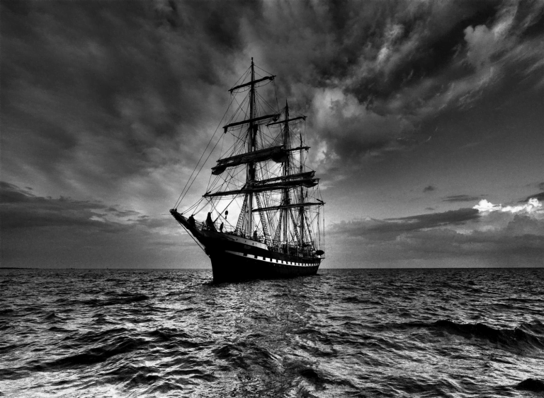 The Curious Case Of The Ghost Ship 'Mary Celeste' And Its Missing Crew