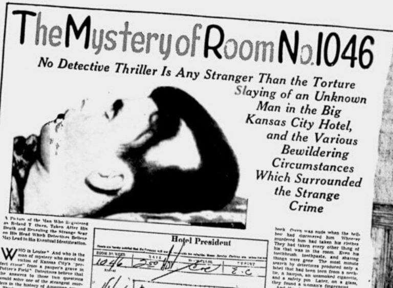 The Mystery Behind The Murder In Room 1046