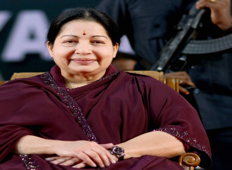 Was The Former Tamil Nadu CM J. Jayalalithaa Pushed To Her Death Bed?