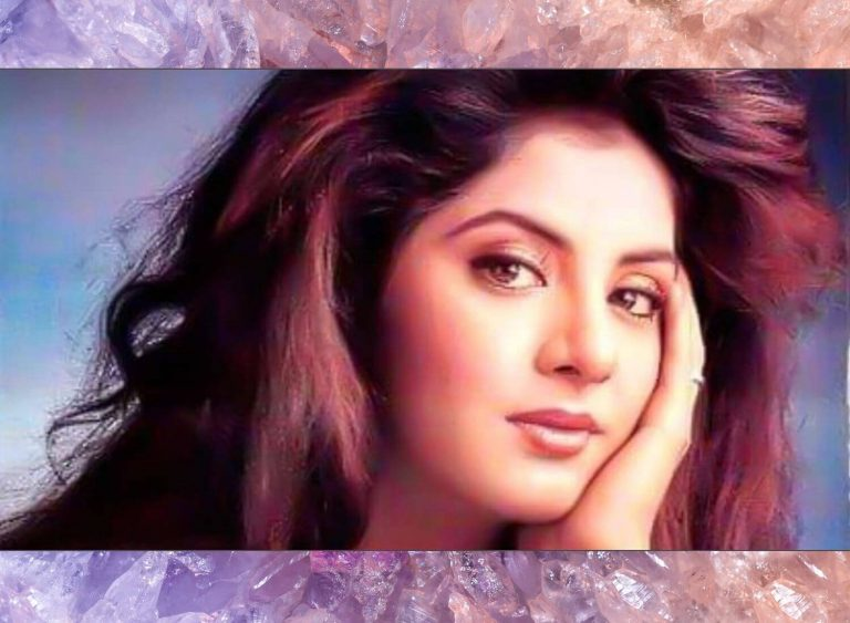 The Theories Revolving Around The Mysterious Death Of Divya Bharti