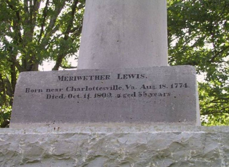 Was The Death Of Meriwether Lewis Natural Or Planned?