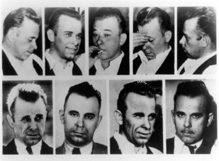 Was John Dillinger Killed On The Night Of July 22nd, 1934?