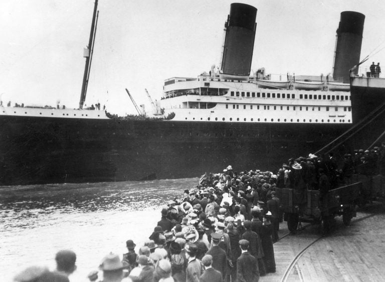 Fall Of The Titanic: Accident Or Conspiracy?