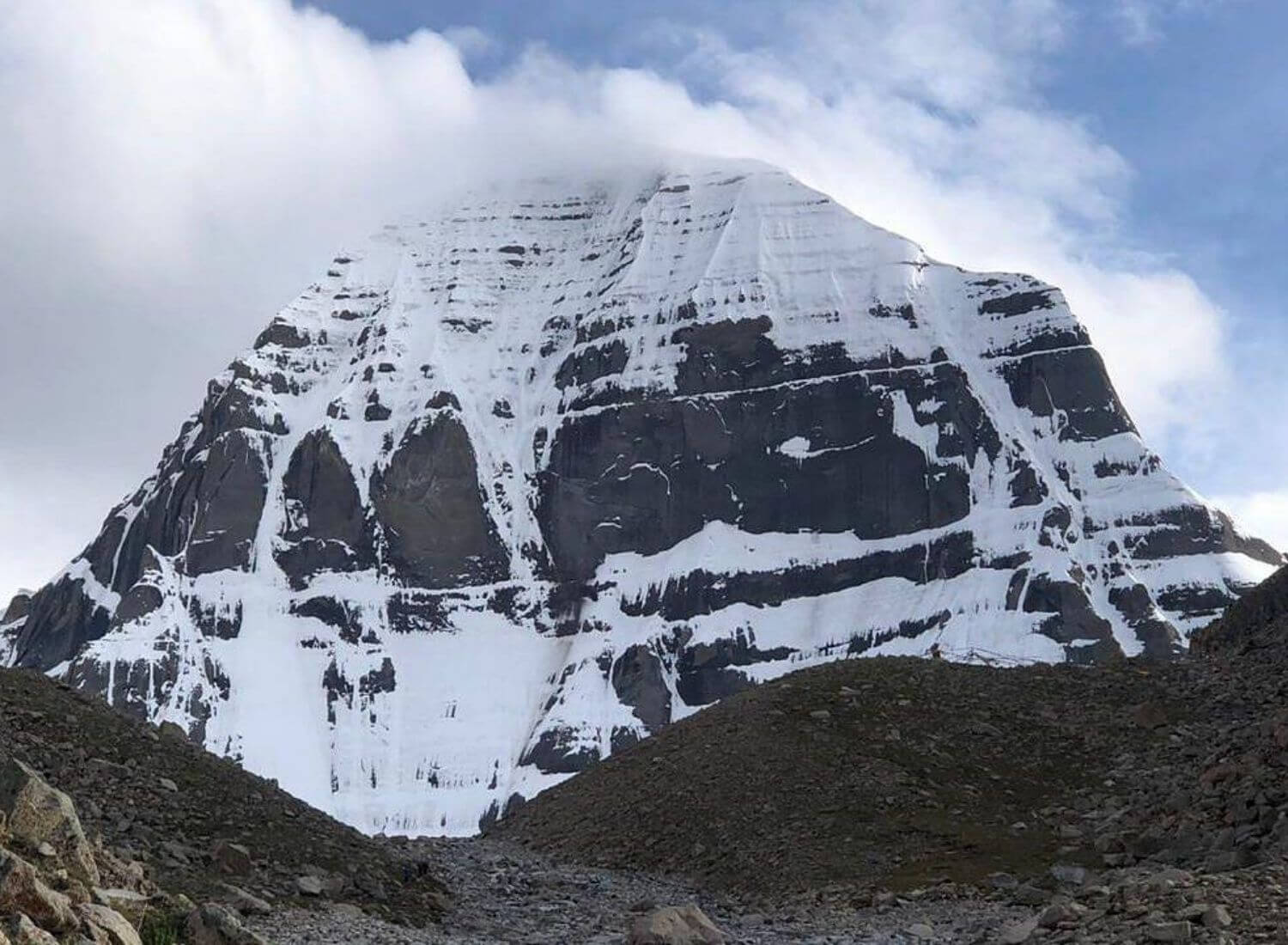 The Unsolved Mystery Of Mount Kailash Where Lord Shiva Resides