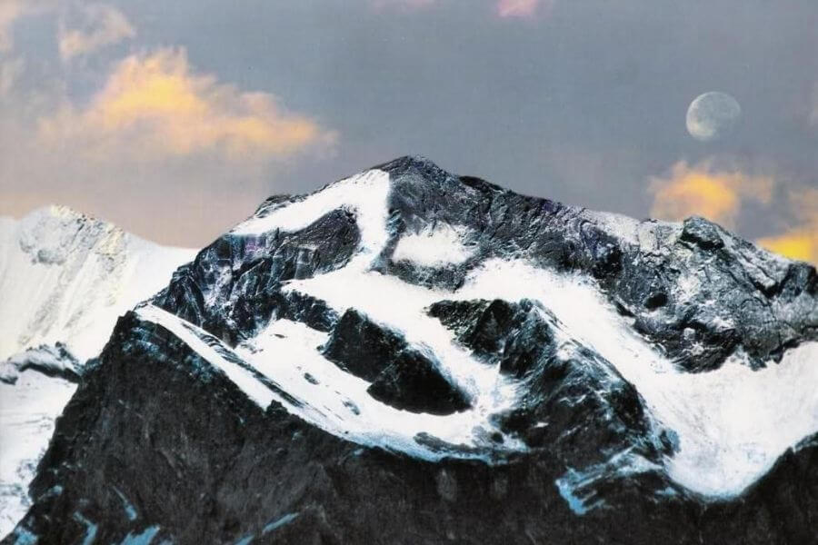 Does Lord Shiva's Existence Can Still Be Felt On The Mountain?