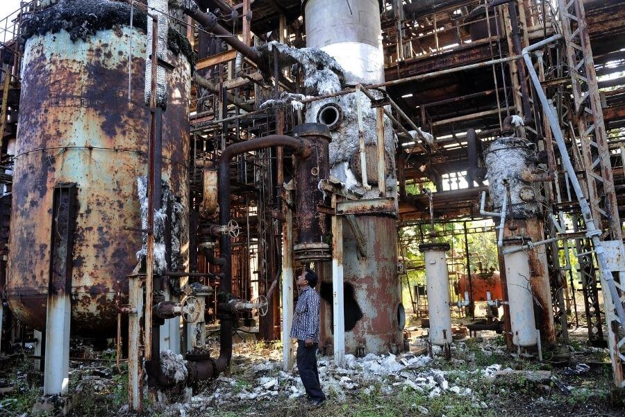 The Reason Behind The Bhopal Gas Tragedy