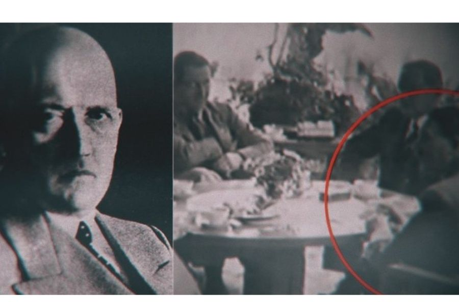 The Plethora of Proof, Hitler