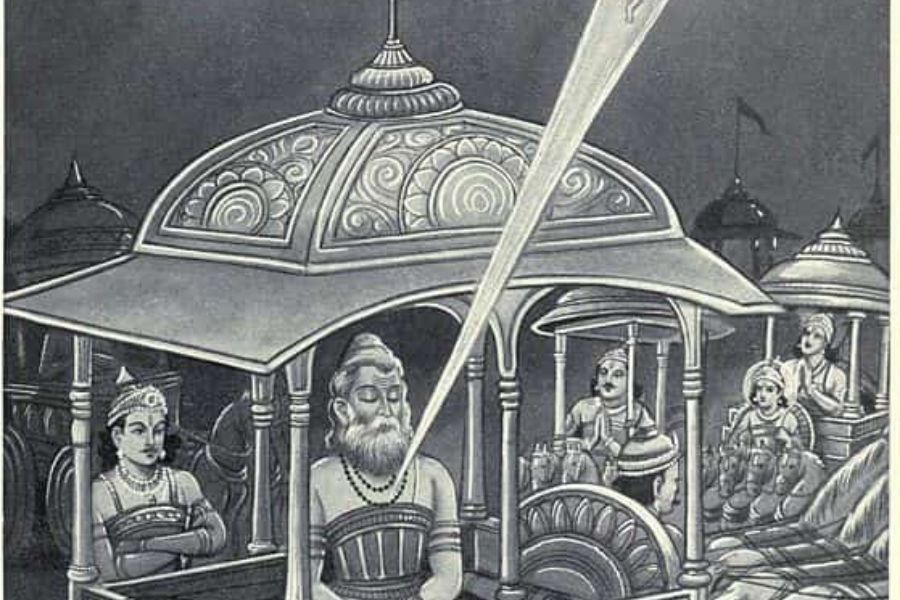 The Switch of Faiths and The Reason Behind The Curse Given To Ashwatthama