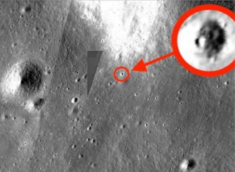 The Moon Landing, The Aliens, And An Inside Mystery