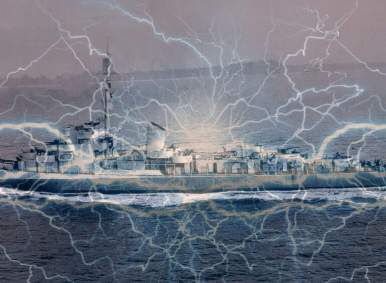 Did The US Really Make Warships Disappear?