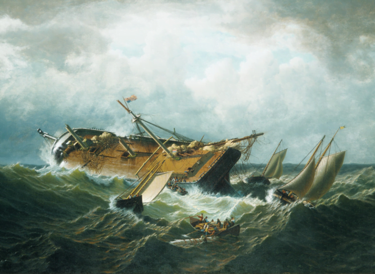"""The tribulations of """"Diamond Shipwreck"""": Misfortunes in the Age of Discovery"""