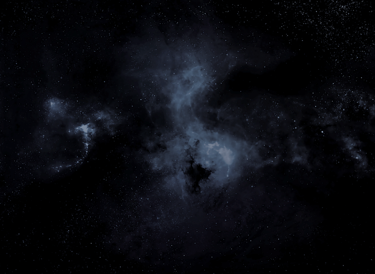Space Is Not Completely Dark After All