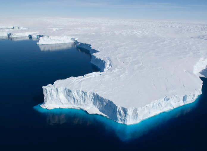 What Is Under The Ice In Antarctica
