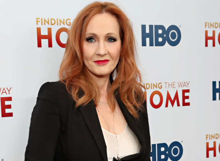 J.K. Rowling: A Front For The Harry Potter Series!
