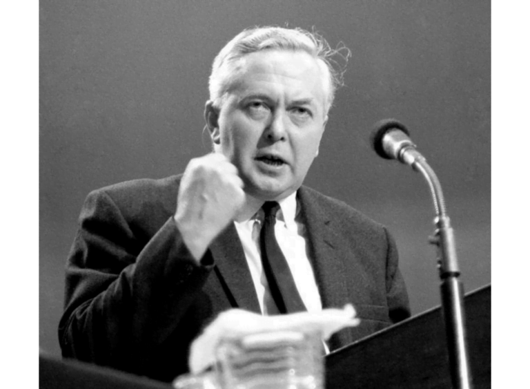 Was Harold Wilson A Soviet Spy?- The Age-Old Saga of The KGB's Infiltration Into The UK's Labor Party.