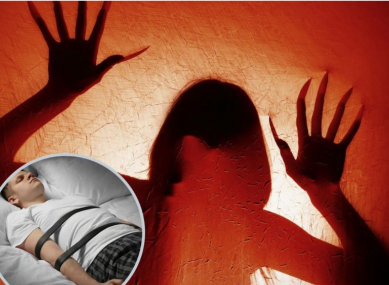 """The Truth Behind The """"Alleged"""" Sleep Paralysis Demons"""