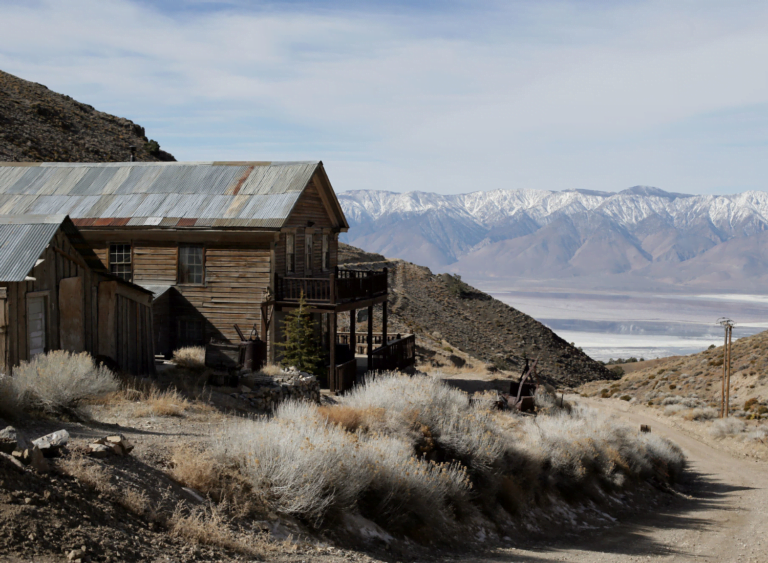 Is The Ghost Town of Cerro Gordo Haunted?