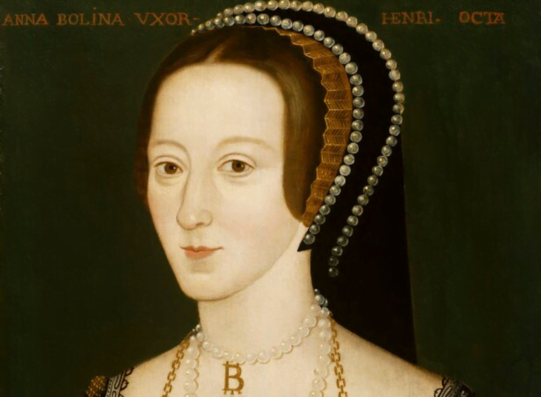 Anne Boleyn—The Execution of The Queen of England